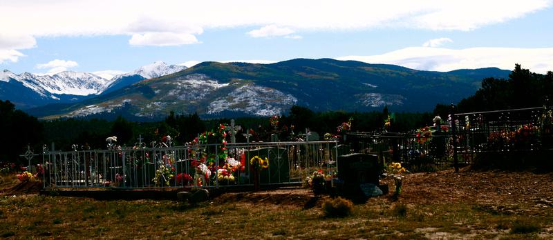 Roadside Biker Graveyard